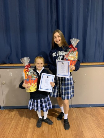 November Crusaders of the Month 2018-2019 - Crusaders of the Month