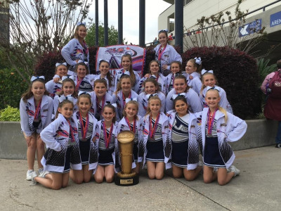 CONGRATULATIONS - Cheerleaders